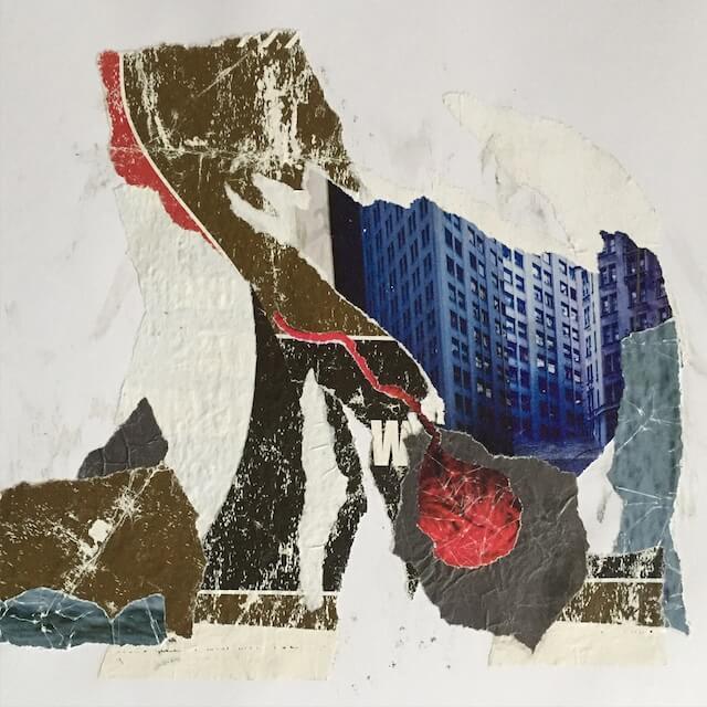 Das W, Collage, Ausschnitt, 2016, (c) Doreen Trittel