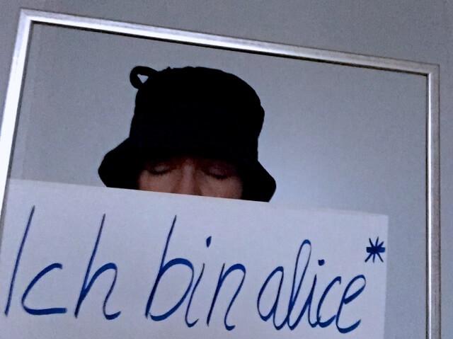 Ich bin alice* für's Musenland, (c) hehocra