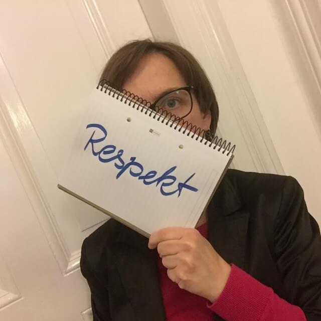 Respekt, (c) hehocra, #wasfrauenfordern