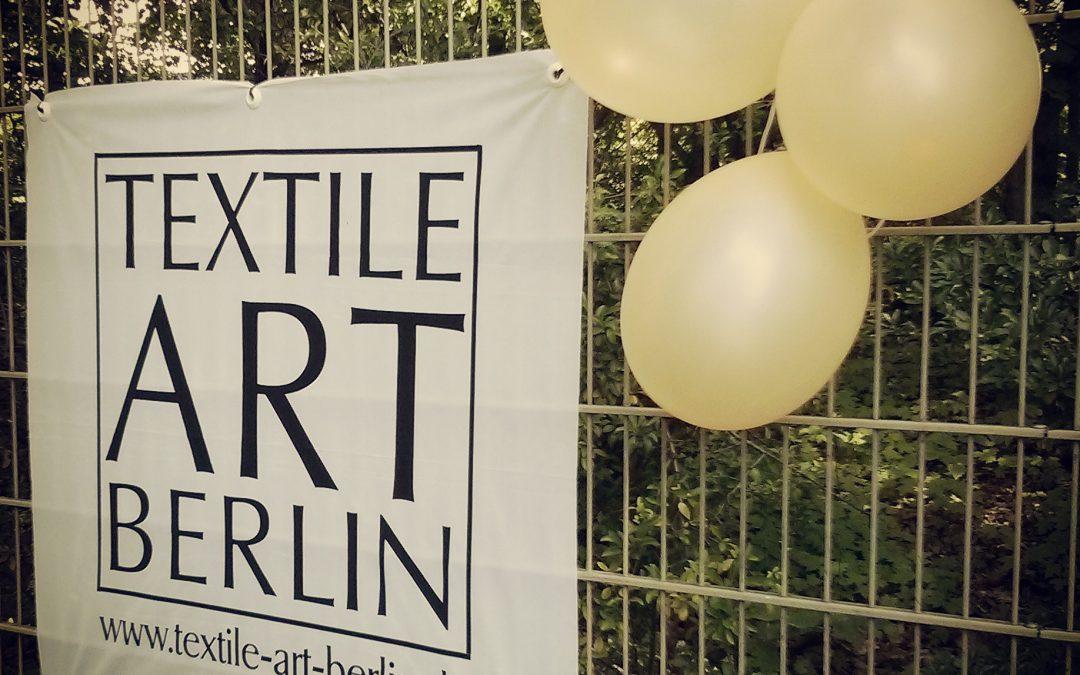 Textile Kunst an einem Wochenende in Berlin