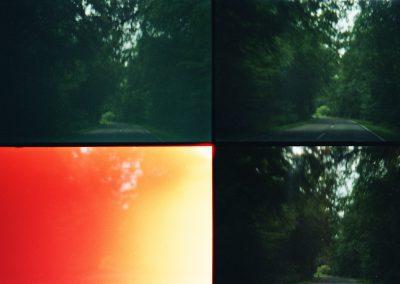 Tagebuch: Sommer 1987, Ausschnitt, Lomographie, analog, 2012, (c) hehocra