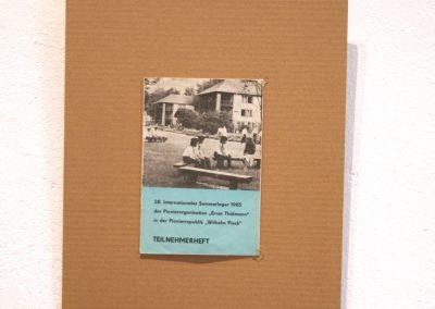 Sommer 1985, 1/2, 33 x 47 cm, 2012, (c) Doreen Trittel