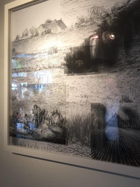 Landschaft neu interpretiert von Dagmar Richard