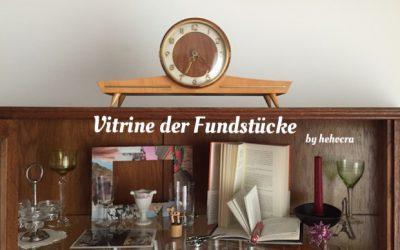 Vitrine der Fundstücke | 0318