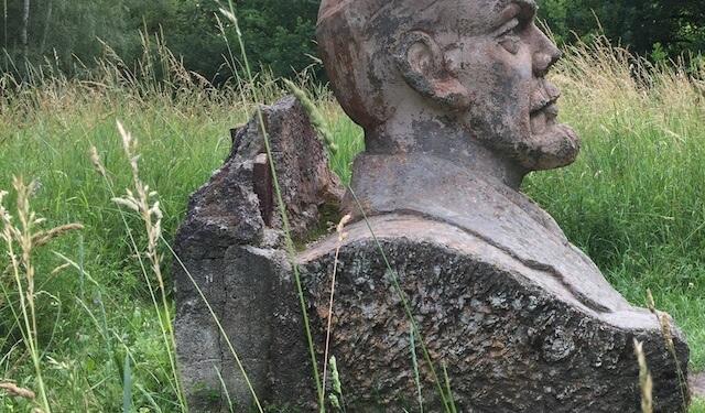 Lenin, Ausschnitt, (c) hehocra