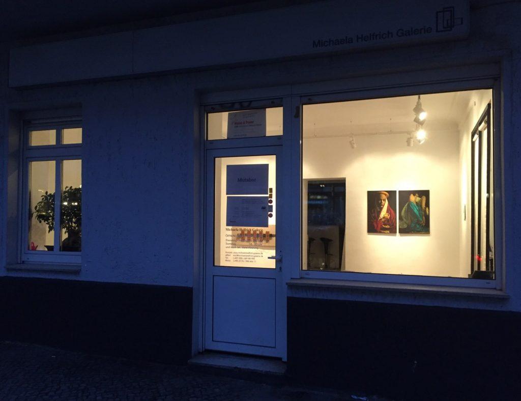 Mutabor, Gruppenausstellung, Januar 2017, (c) hehocra