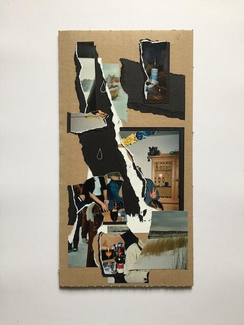 Neu sortiert 1, Collage, (c) hehocra