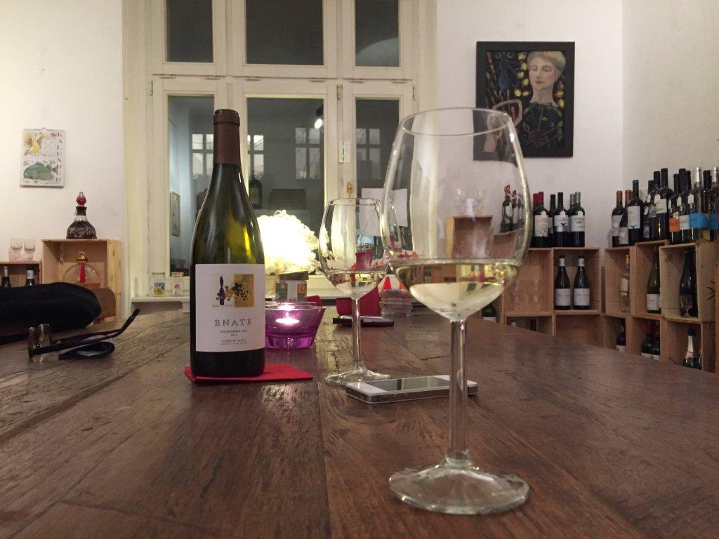 Weingalerie Joachim Rong, Foto by hehocra