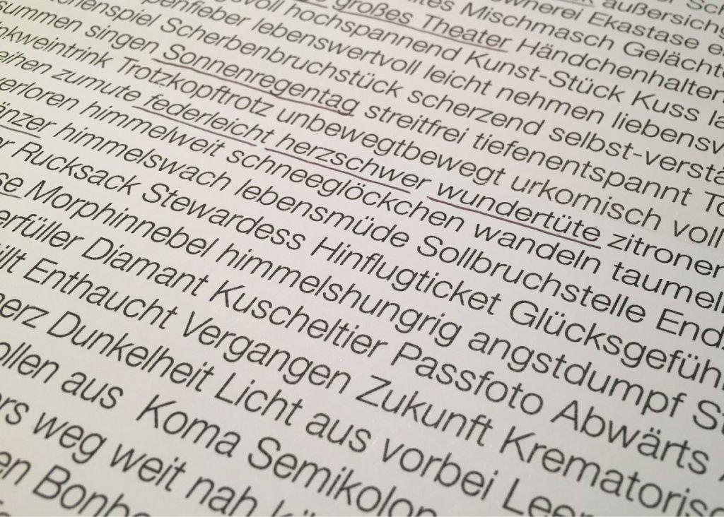 Wörter-Pool aus dem Totenhemd-Blog, Foto by hehocra
