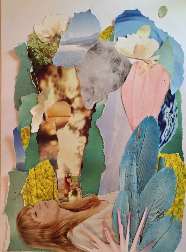 Träumen, Collage, (c) hehocra