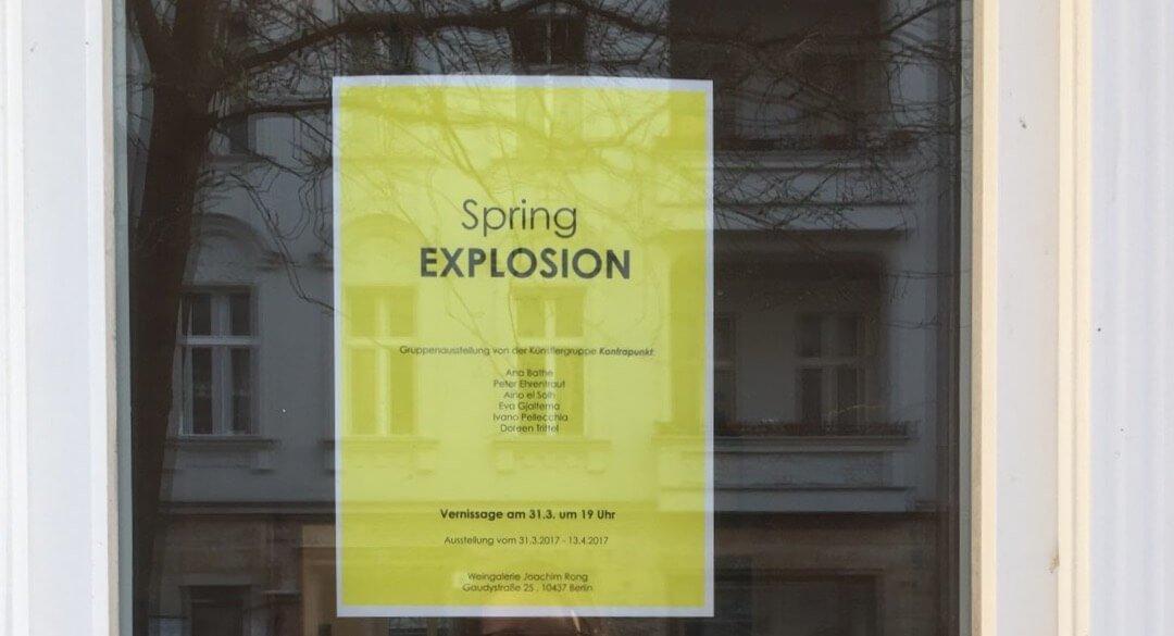 Spring EXPLOSION, Foto by hehocra