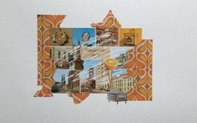 Von Ingeborg und Postkartengrüßen aus der Hauptstadt