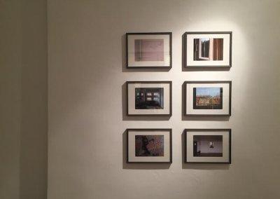 """Typenschulbau, in der Ausstellung """"Mutabor"""" 2017, (c) hehocra"""
