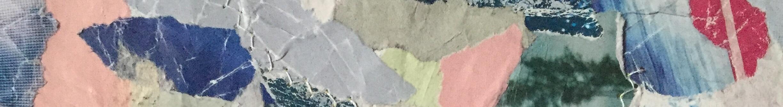 hehocra collage schnipsel nähte zickzack papier