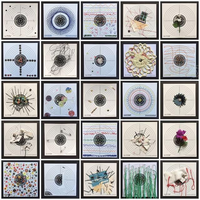Schießen für den Frieden, Teil 2, Installation, Auswahl, (c) Doreen Trittel
