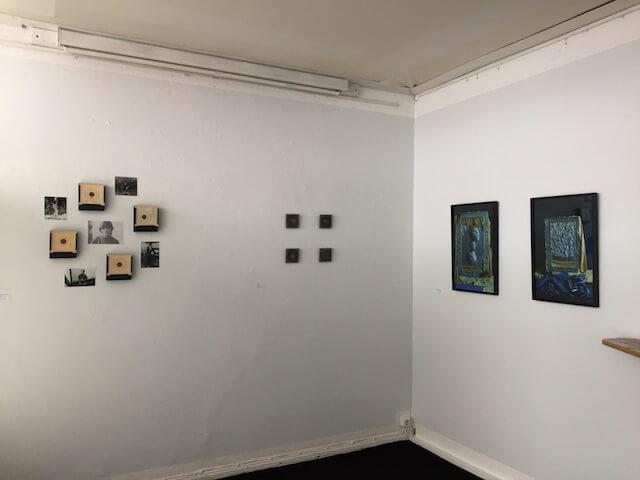 Textur in den Schatten sehen, Ausstellung, (c) hehocra