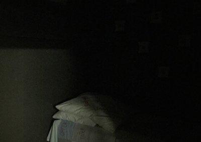 'Steh auf!' und 'Opfer-Täter und Täter-Opfer', Installation, Ausschnitt, (c) Doreen Trittel