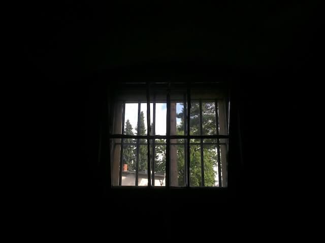 Fenster Zelle 8, Soeht7, (c) hehocra