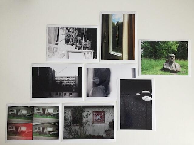 Wende, Fotoinstallation, (c) Doreen Trittel
