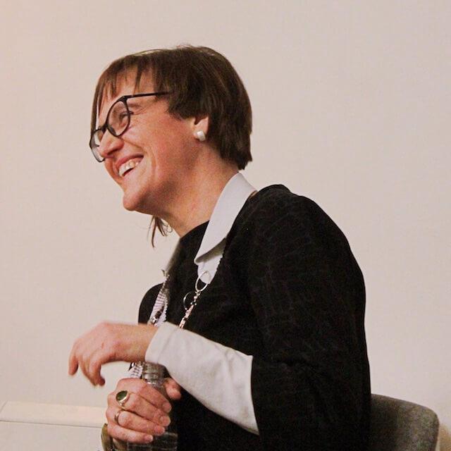 """Doreen Trittel bei den """"Mutgestaltern 1.0"""", Foto (c) Marija Krolo (kroloma)"""