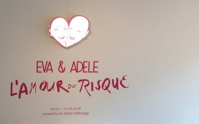 Eva & Adele: Kunstwerk in Persona