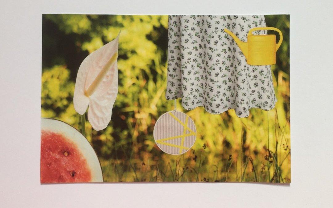 Gelbe Kunst – farbverrücktes aus dem Atelier