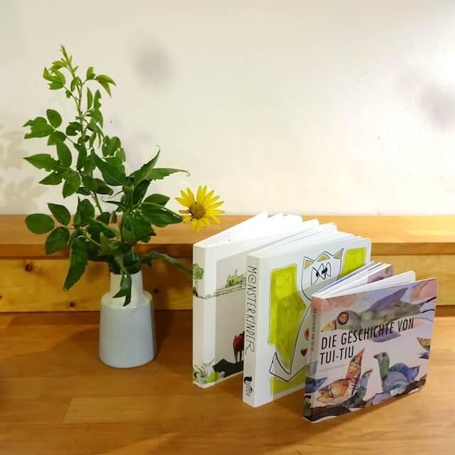 Bilderbücher aus dem Eichhörnchenverlag, (c) Nina Schuchardt