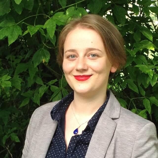 Nina Schuchardt, Gründerin und Inhaberin des Eichhörnchenverlags, (c) Nina Schuchardt