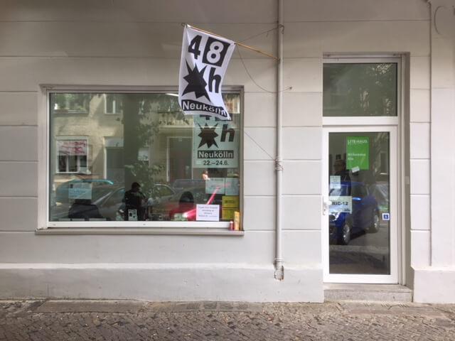 LiTE-HAUS Galerie und Projektraum, Neukölln