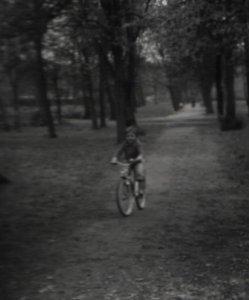 Kind Fahrradfahren sw