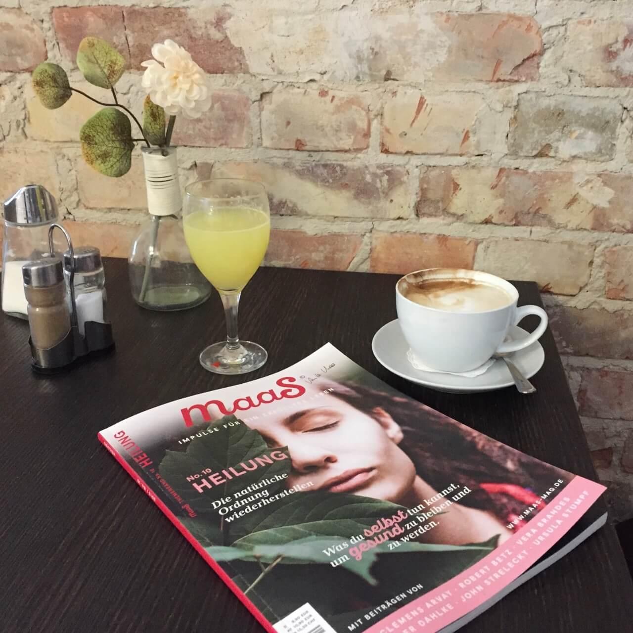 maas - Eine Zeitschrift mit Tiefgang