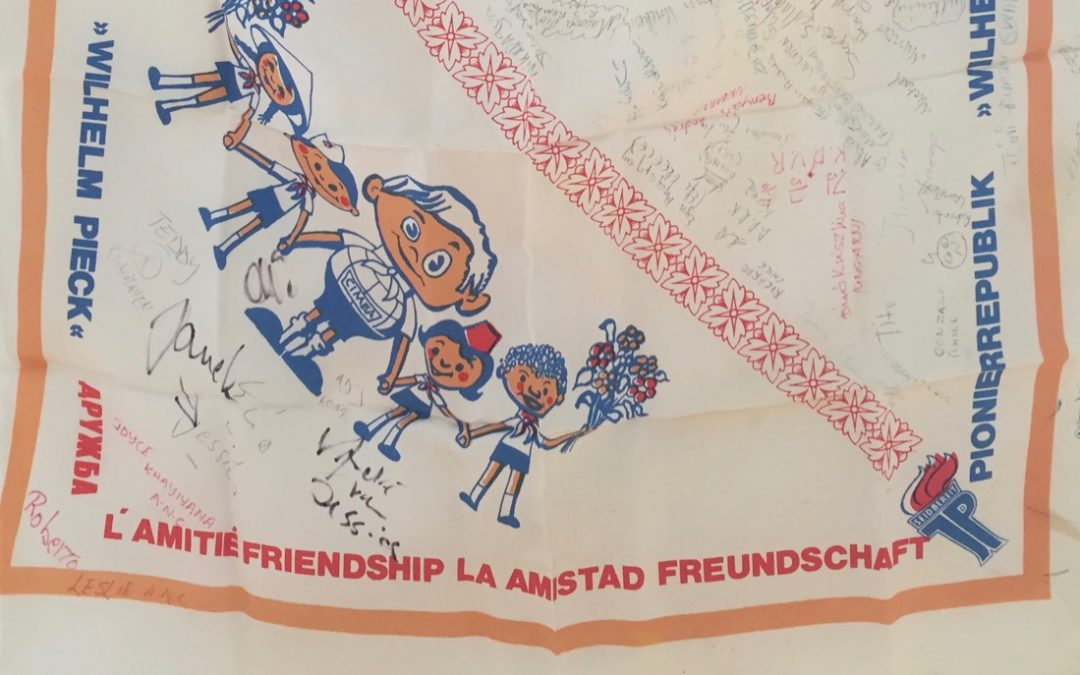 Sommer 1985 – Immer bereit!