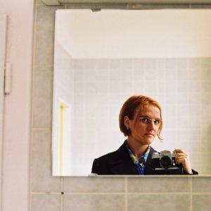 Selbstporträt, analog, 1999, (c) Doreen Trittel