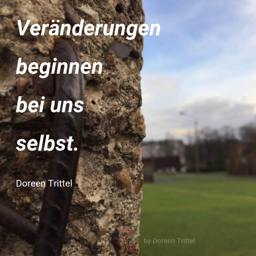 Veränderungen, Doreen Trittel