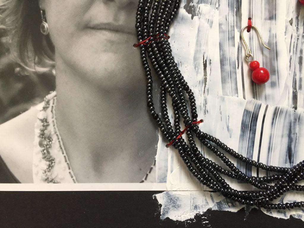 """""""Die Ketten meiner Oma"""", Detail, 2018, (c) Doreen Trittel"""