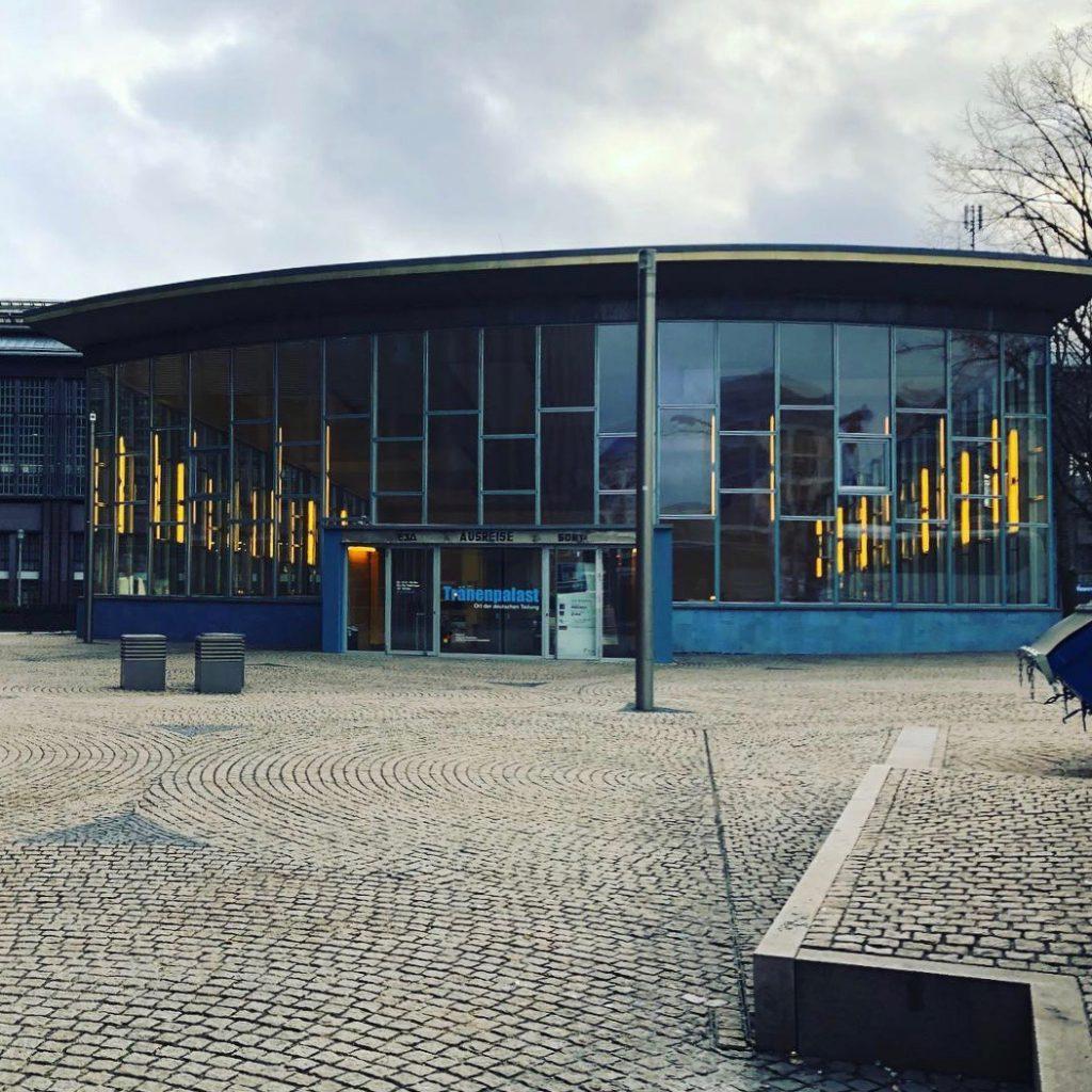 Tränenpalast, Friedrichstraße, Berlin, 2019, (c) Doreen Trittel