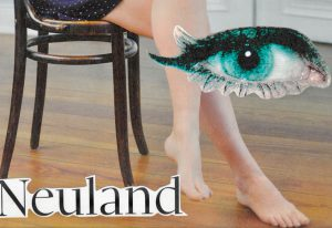Neuland**, Collage, (c) Doreen Trittel