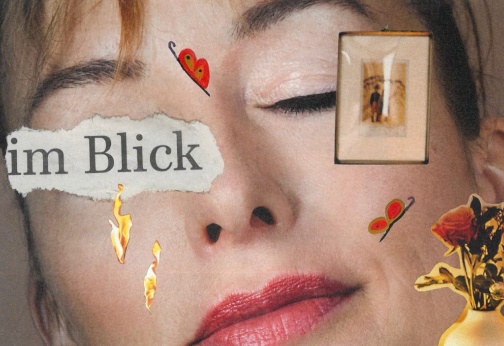 Im Blick**, Collage, (c) Doreen Trittel