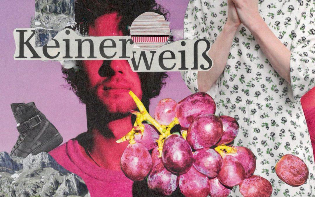 Keiner weiß, Collage, (c) Doreen Trittel