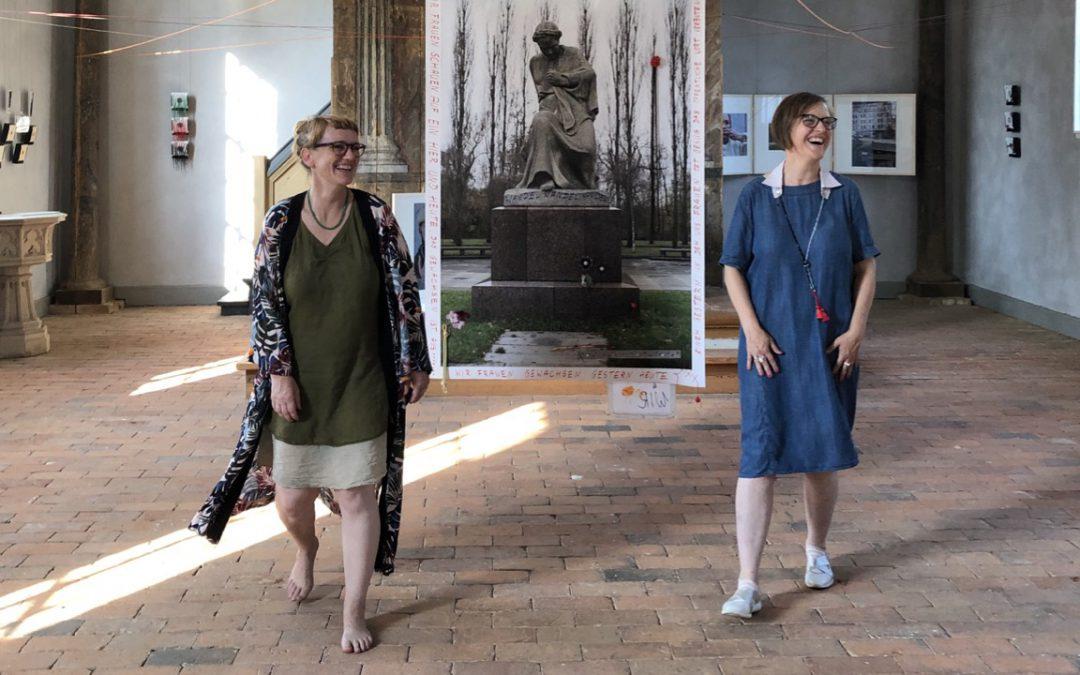 Verbundene Spuren | unsere Ausstellung