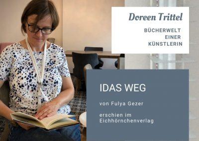 Bücherwelt einer Künstlerin: IDAS WEG