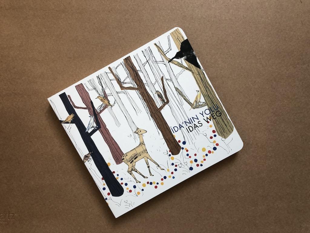 Bücherwelt einer Künstlerin: IDAS WEG von Fulya Gezer, erschienen im Eichhörnchenverlag