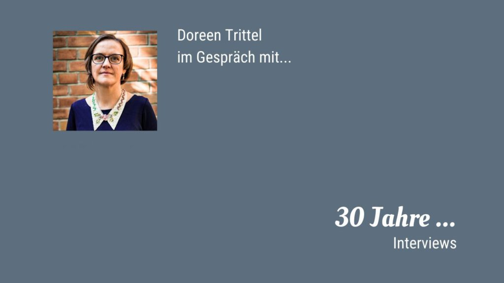 Interviews zu 30 Jahre Mauerfall und 30 Jahre Deutsche Einheit
