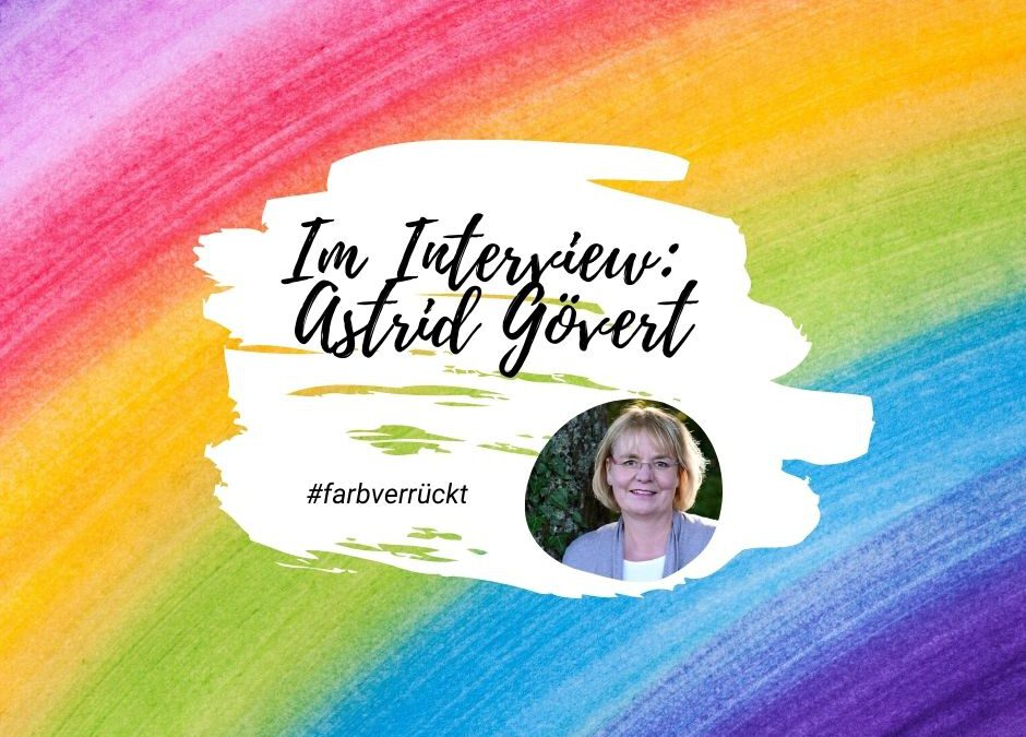 Töne und Farben - farbverrückt mit Astrid Gövert