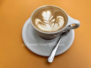 Cappuccino orange, Fotografie, (c) Doreen Trittel
