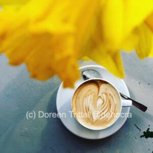 Cappuccino gelb, Fotografie, (c) Doreen Trittel
