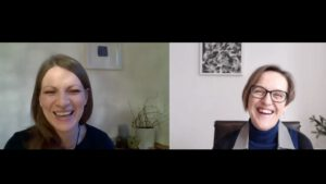 Doreen Trittel im Gespräch mit Jessica Josiger (VideoSreenshot)