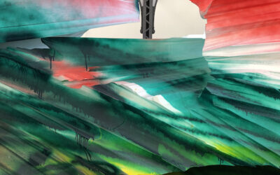 Farben überall – Kunst überall