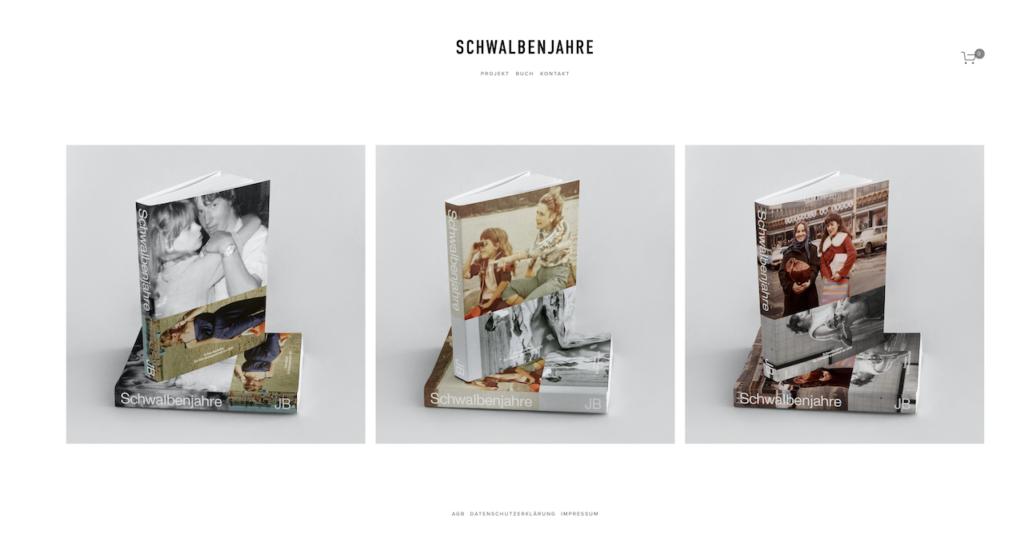 SCHWALBENJAHRE. Ein Erinnerungsportrait der DDR, von Jessica Barthel - www.schwalbenjahre.com