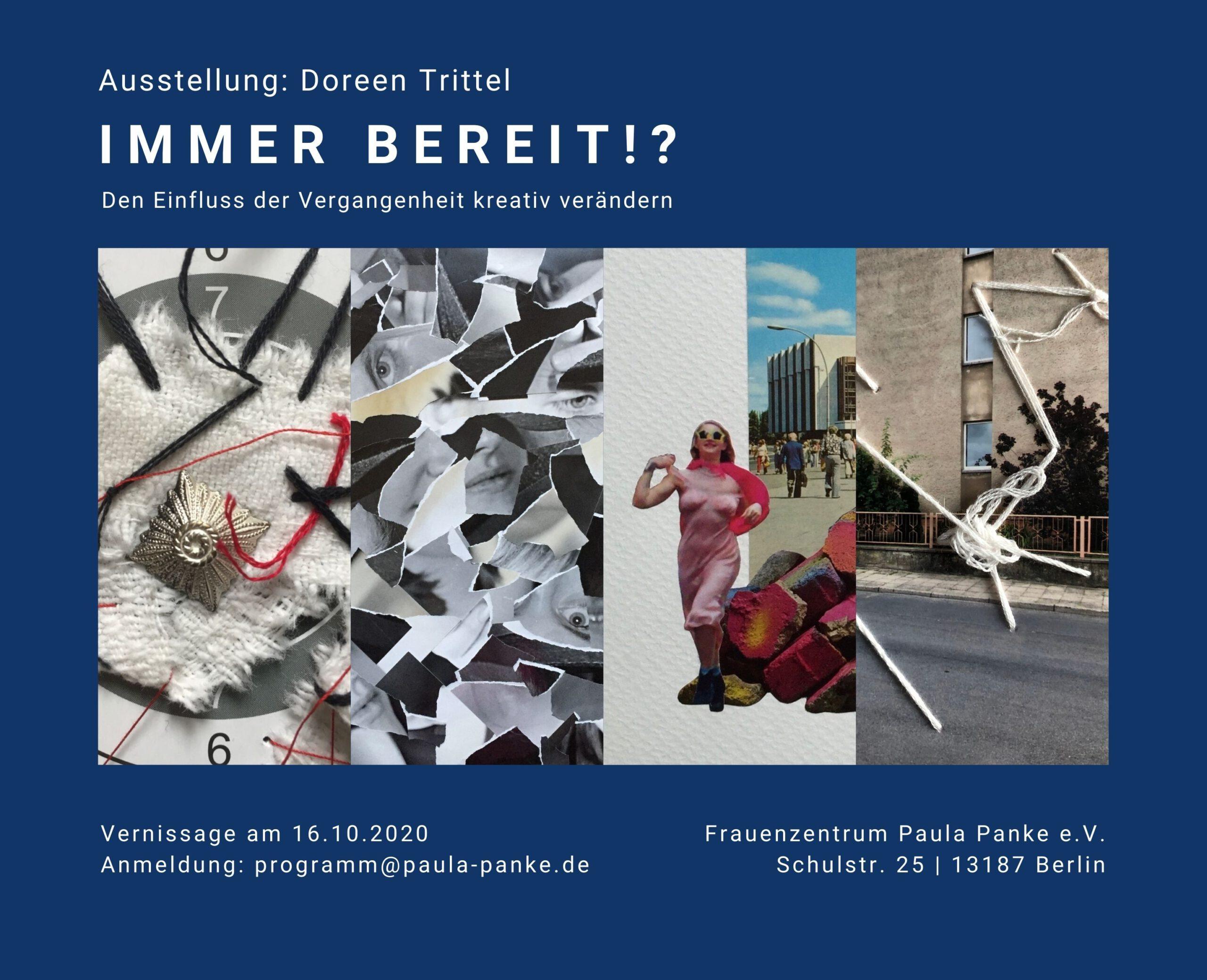 Postkartengrüße aus Berlin 15/16, Collage Papier, 32 x 24 cm, 2015, (c) hehocra